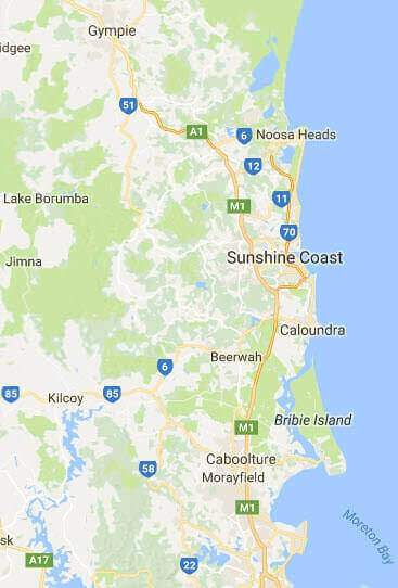 North Lakes - Sunshine Coast - Gympie
